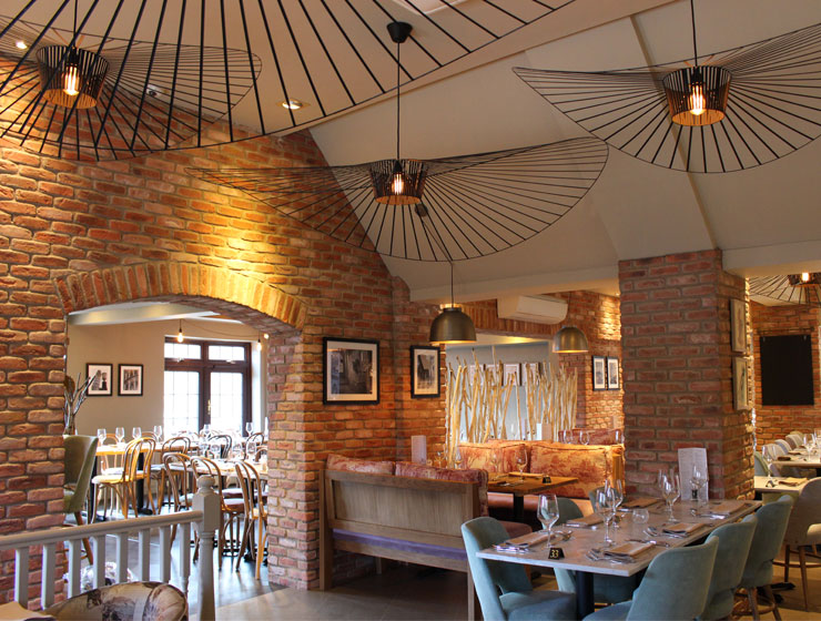 Interior of Newcastle Pasta Di Piazza